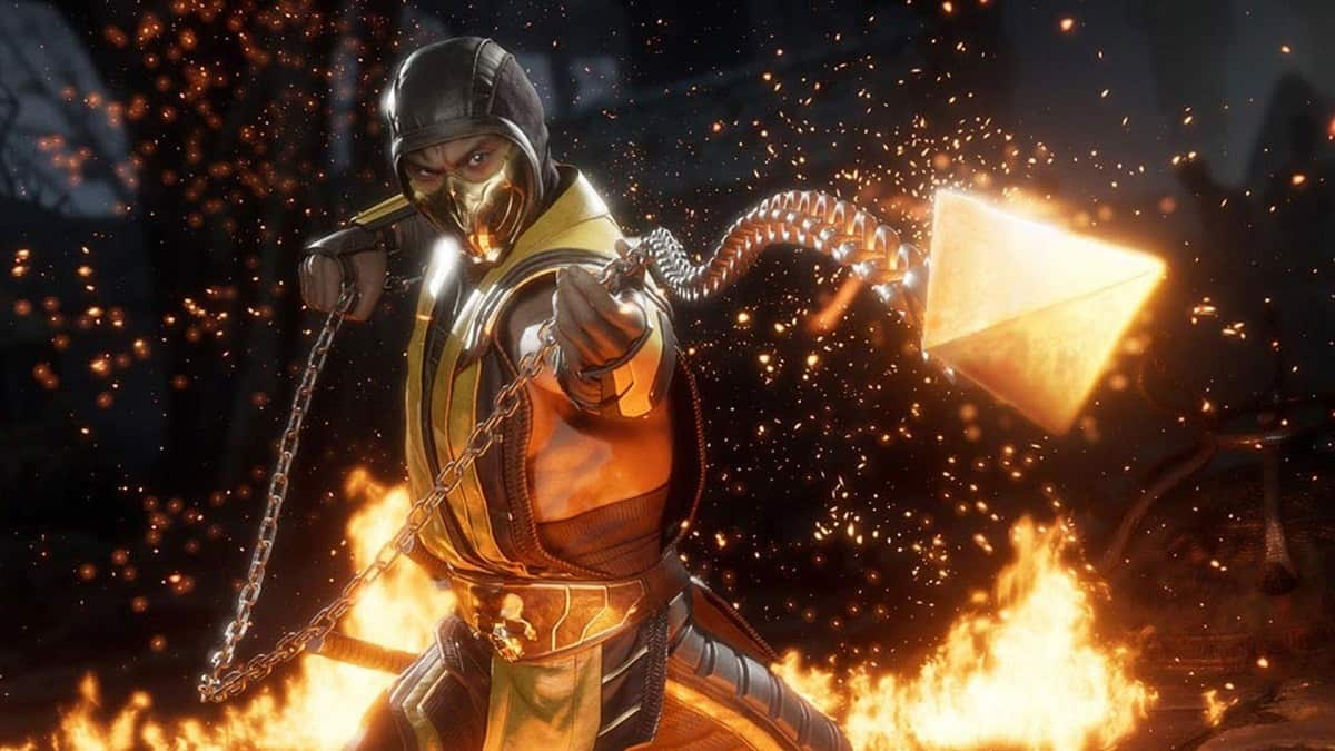 Mortal Kombat 11 Scorpion Guide