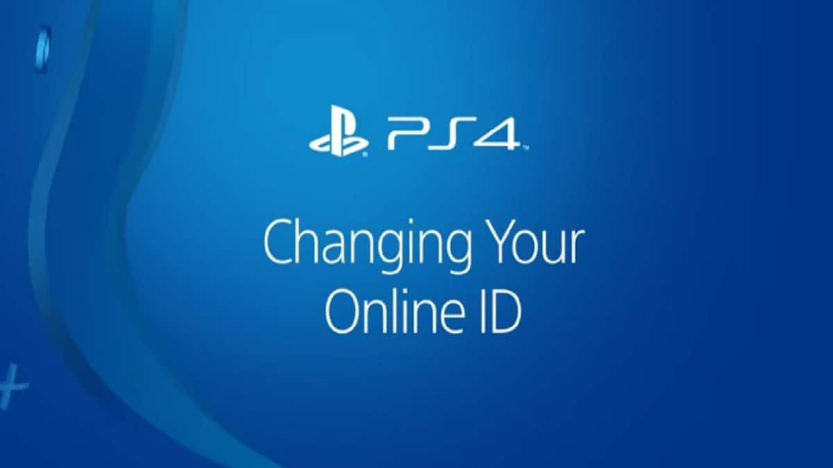 PSN ID Change