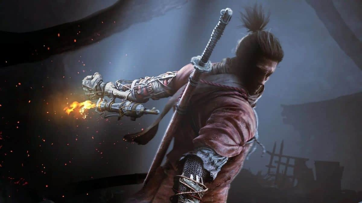 Sekiro Shadows Die Twice Mod Fixes Mouse Controls For The Game