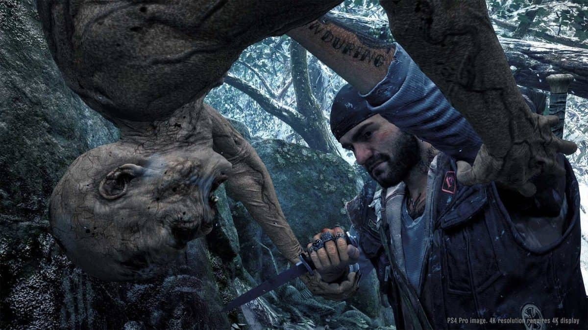 Days Gone Update Version 1.07 Fixes The Critical Audio Glitch And Crashes