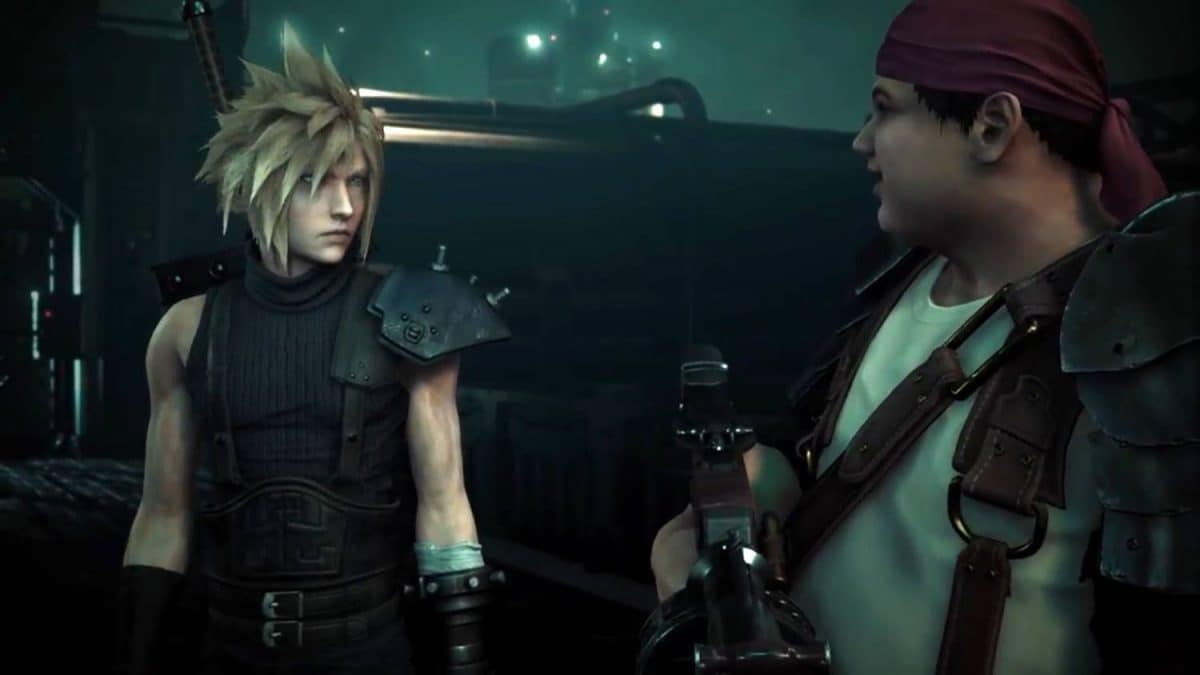 Final Fantasy VII Remake is Another The Last Guardian