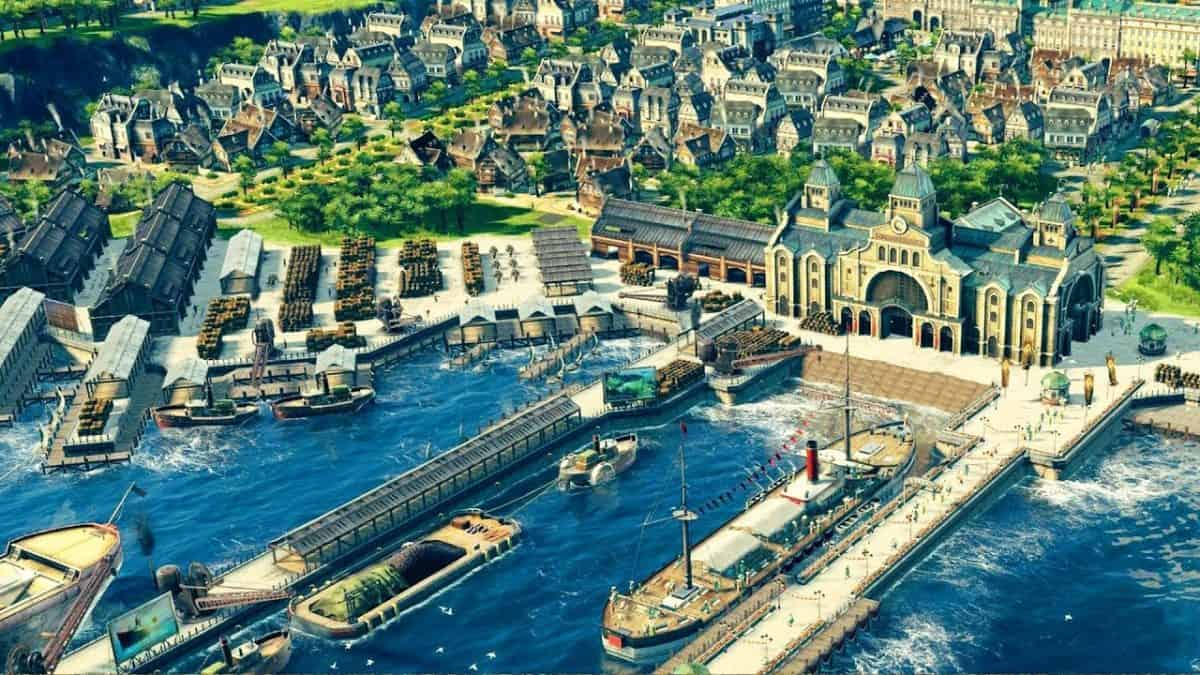 Anno 1800 No Audio
