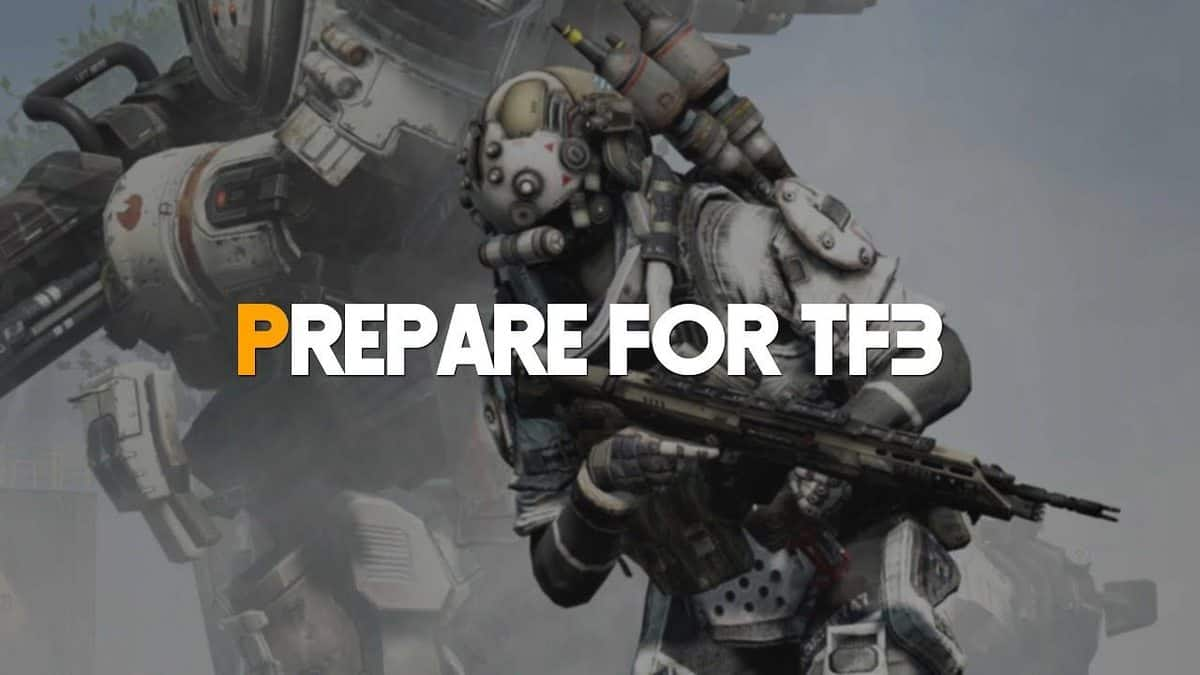 Titanfall 3 Respawn Entertainment