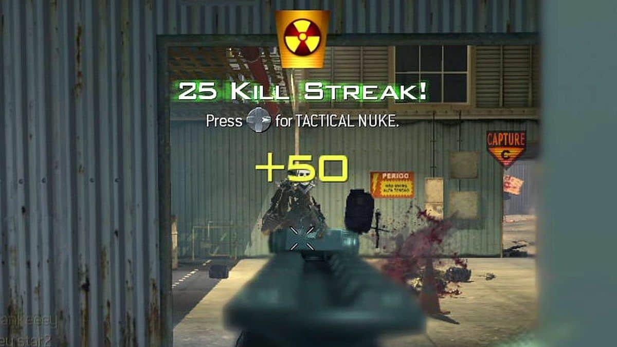 Call of Duty Modern Warfare 4 perks, killstreaks