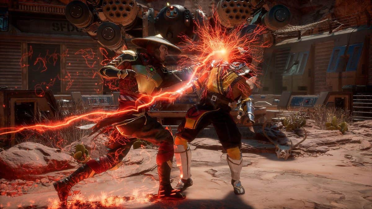 Mortal Kombat 11 Crash At Startup