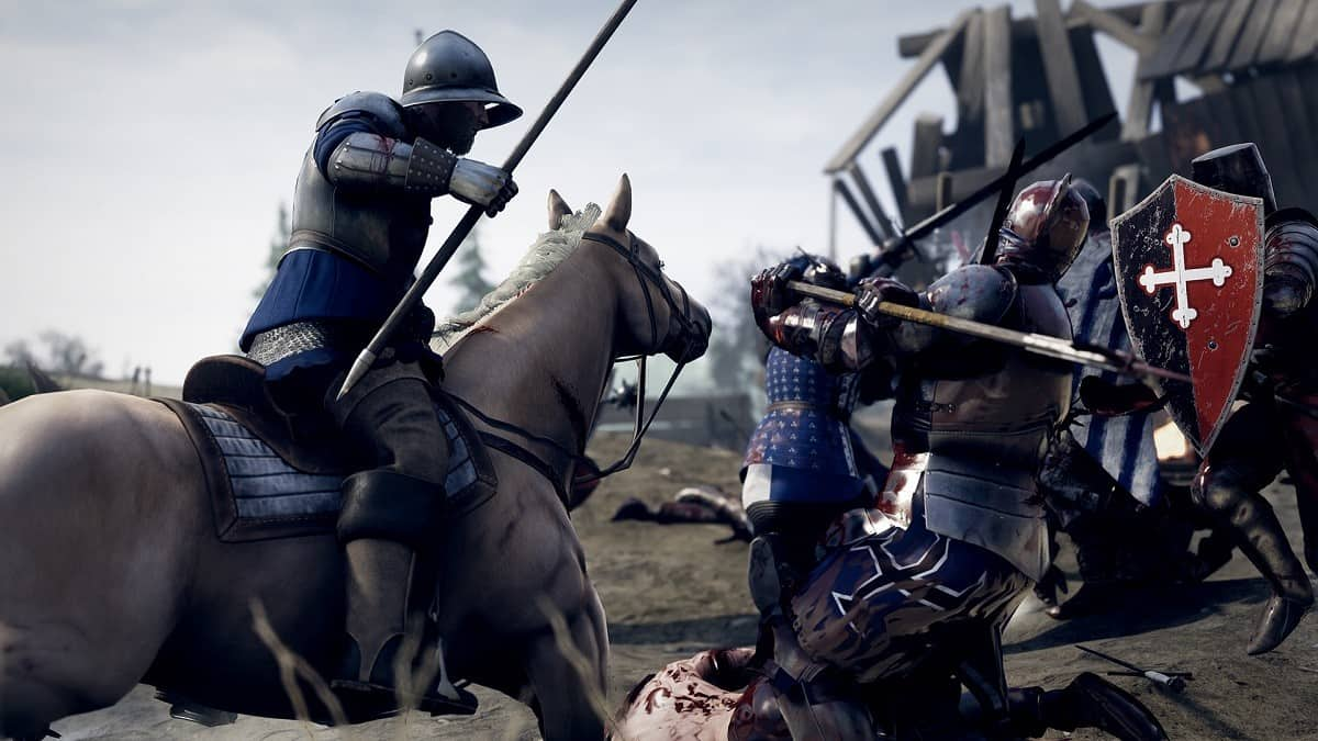 How to Get a Horse in Mordhau