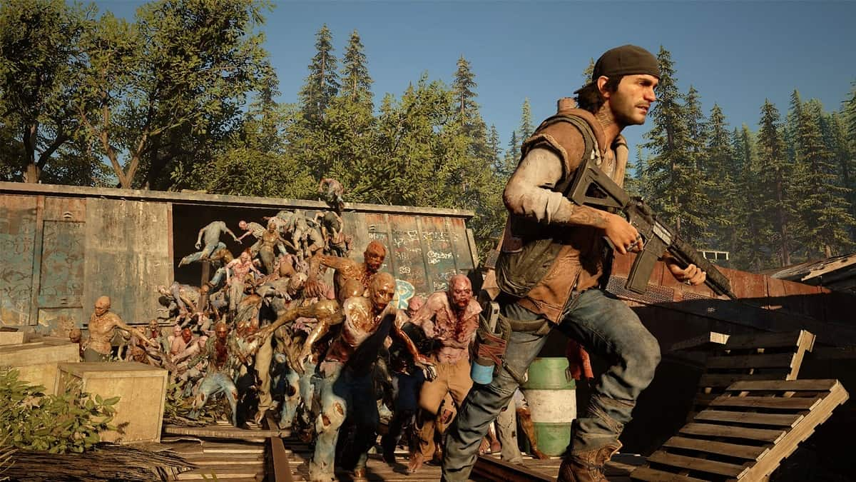 How to Increase HP, Stamina, and Focus in Days Gone