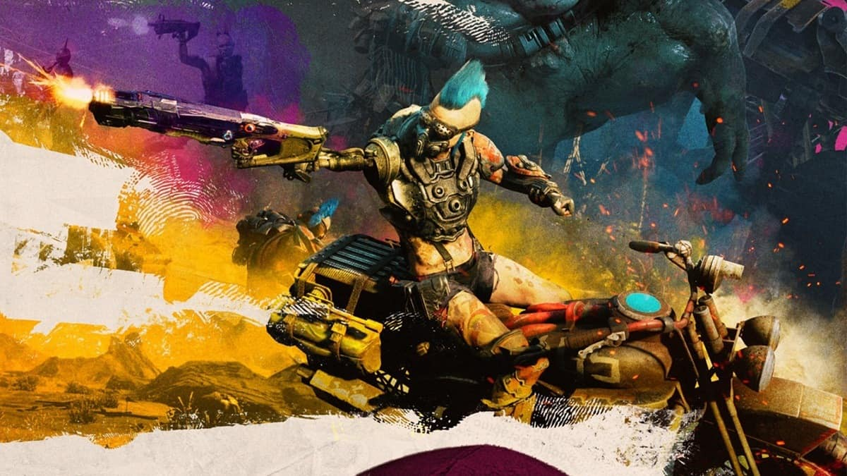 How to Store Vehicles in Rage 2
