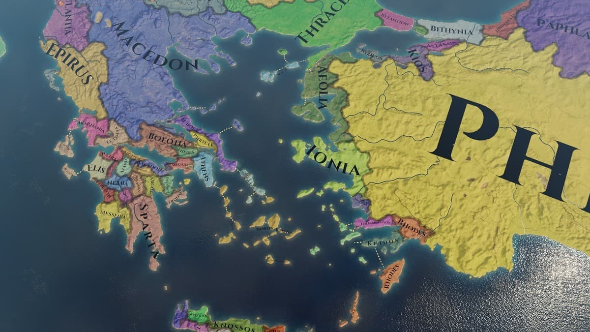 Imperator Rome Trading and Trade Routes Guide