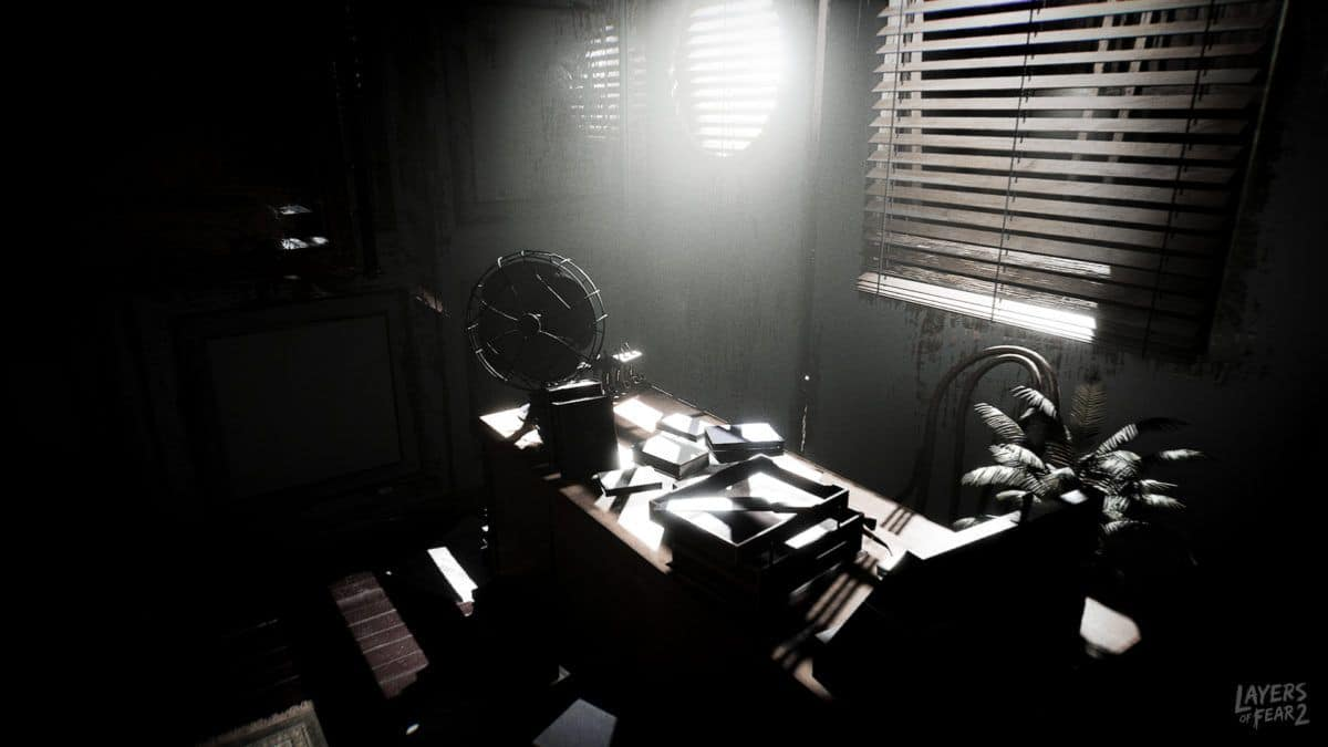 Layers of Fear 2 Phonograph Interview Locations Guide