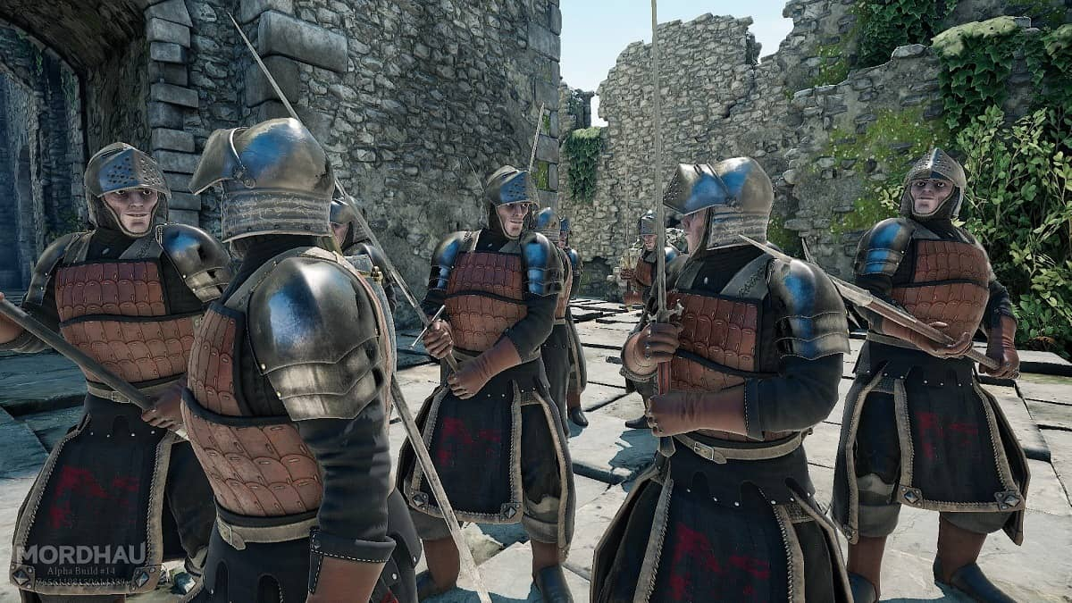 Mordhau Toxicity Presents A Problem When Devs Won't Step Up To Moderate