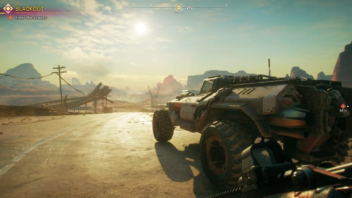 Rage 2 Vehicles Locations Guide – Repairing, Upgrades, Storing Vehicles, Mount Weapons