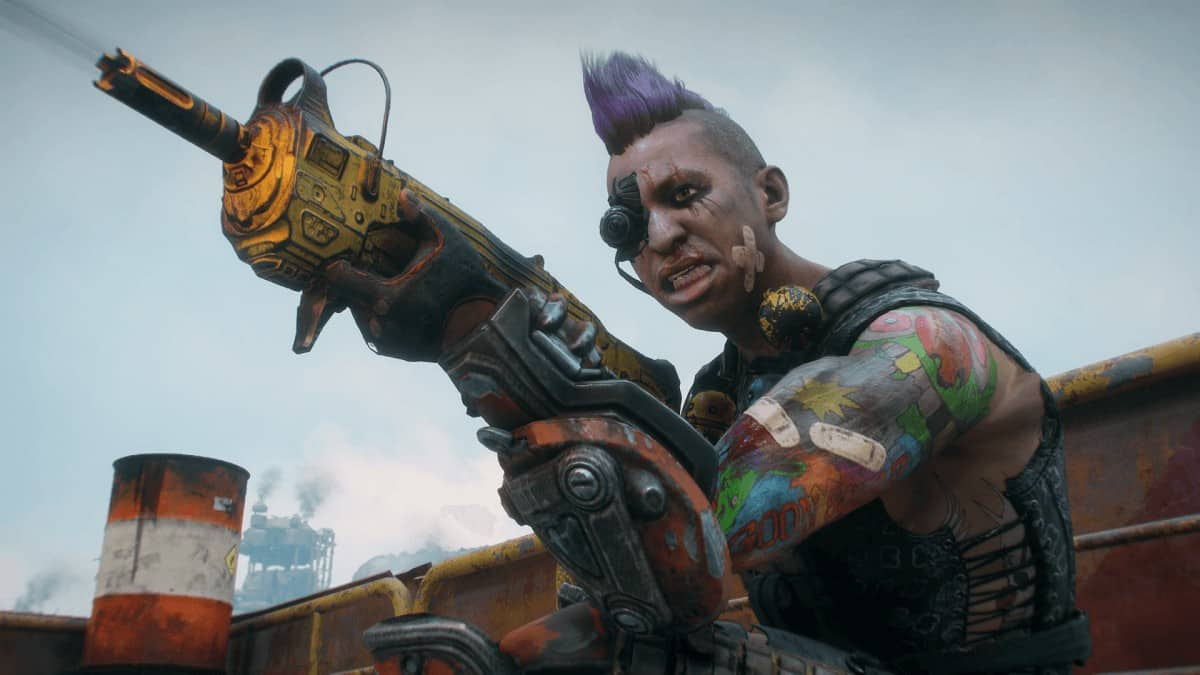 Rage 2 Weapons Locations Guide