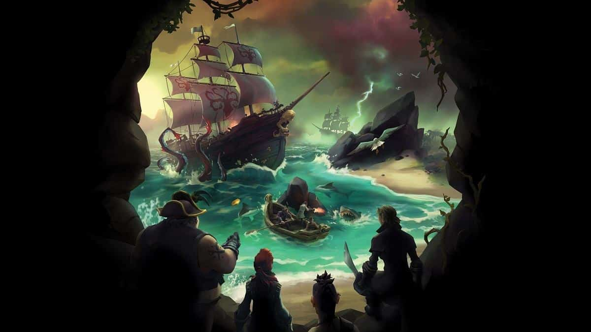 Sea of Thieves Fishing Guide
