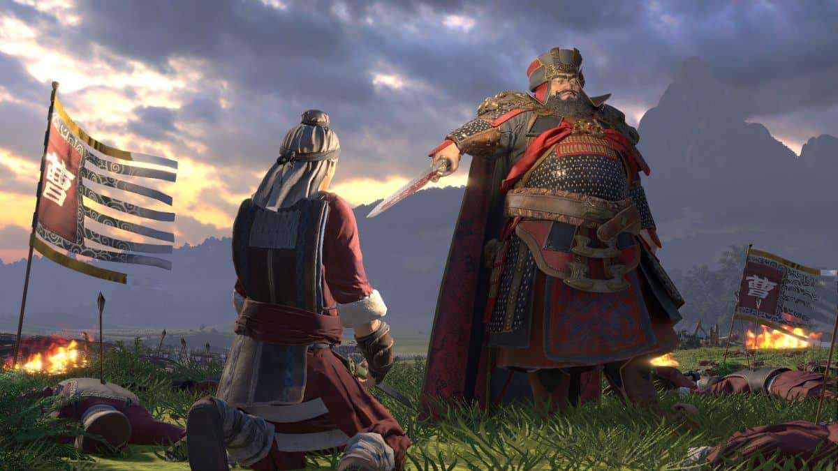 Total War Three Kingdoms DLC Announced With Eight Princes Chapter Pack