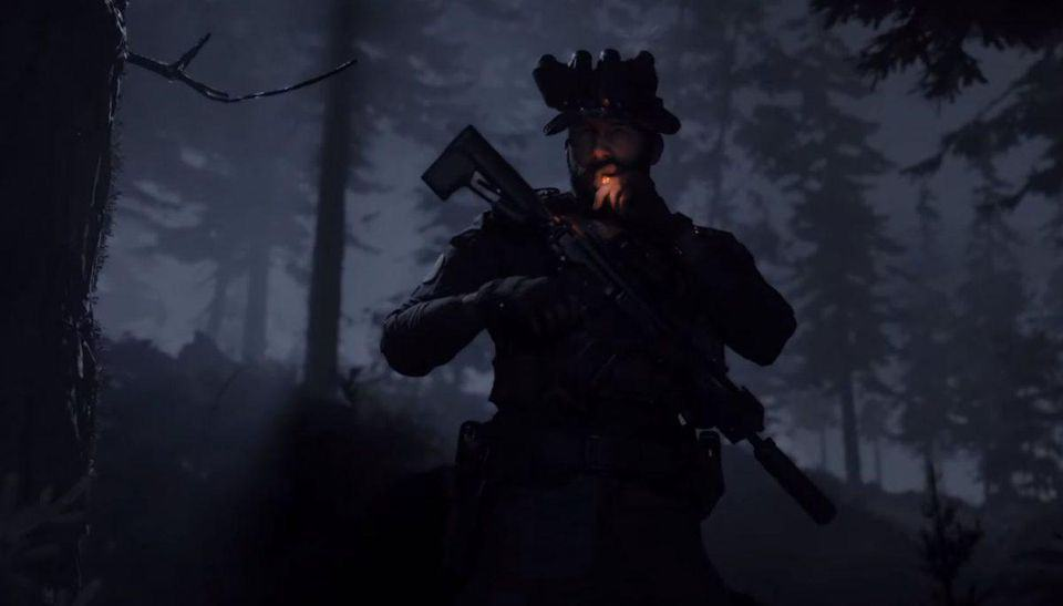 "Call of Duty Modern Warfare Story Will Be ""Serious Business"", Captain Price at Work?"