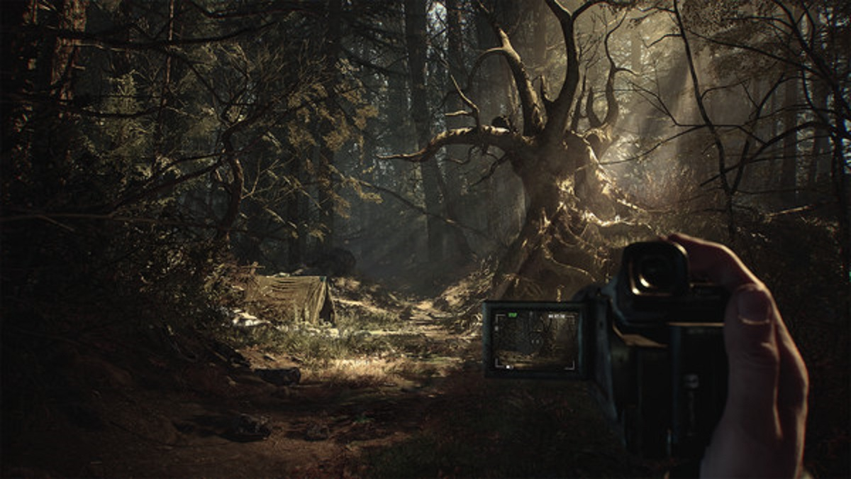 Bloober Team Reveals Blair Witch Will Have More Open Areas, Story Will Be 5-6 Hours Long