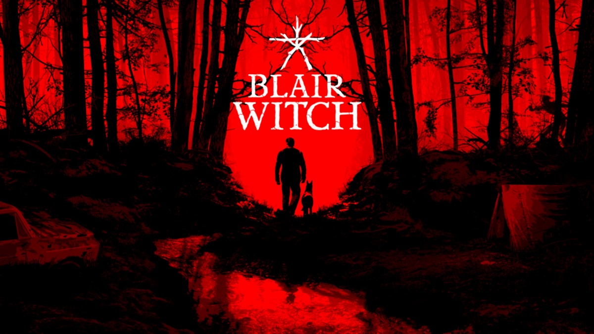 Your Next Spooky First-Person Horror Game Is Blair Witch, Borrowing the Setting and Themes From the Original Film