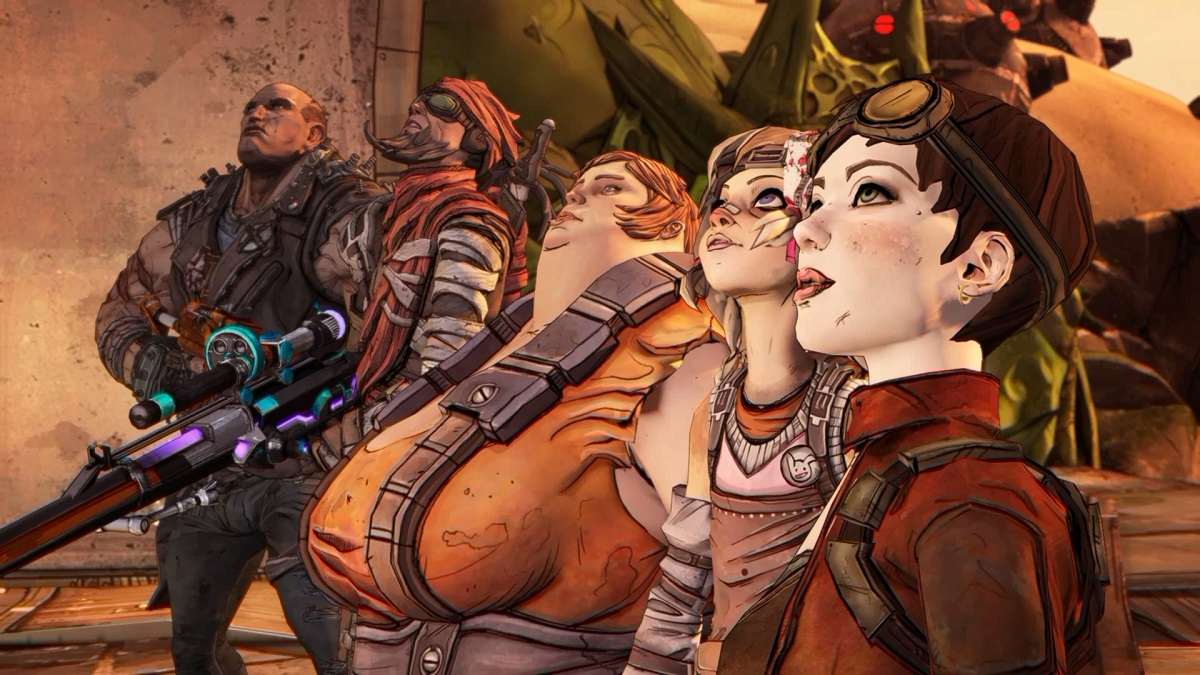 Borderlands 2 Commander Lilith Hector's Paradise Guide