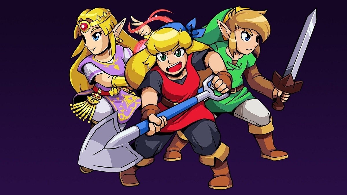 Cadence of Hyrule Weapons Guide – Infusion, Best Weapons