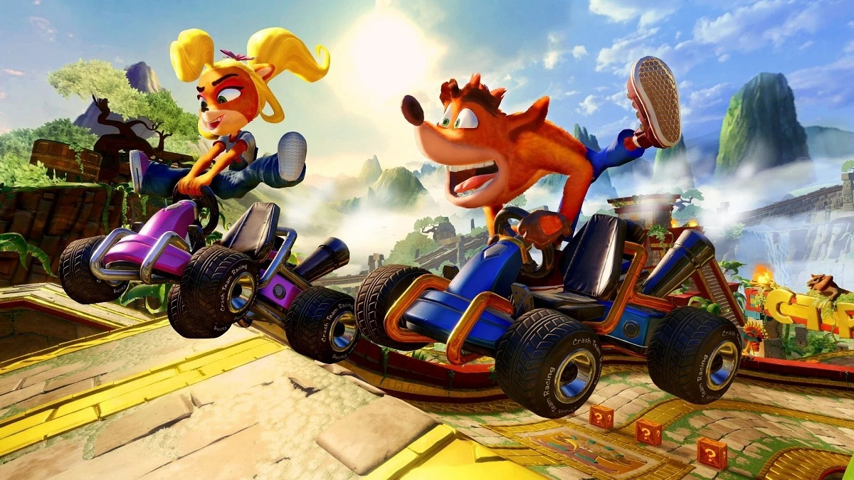 Crash Team Racing Nitro-Fueled Shortcuts Locations Guide