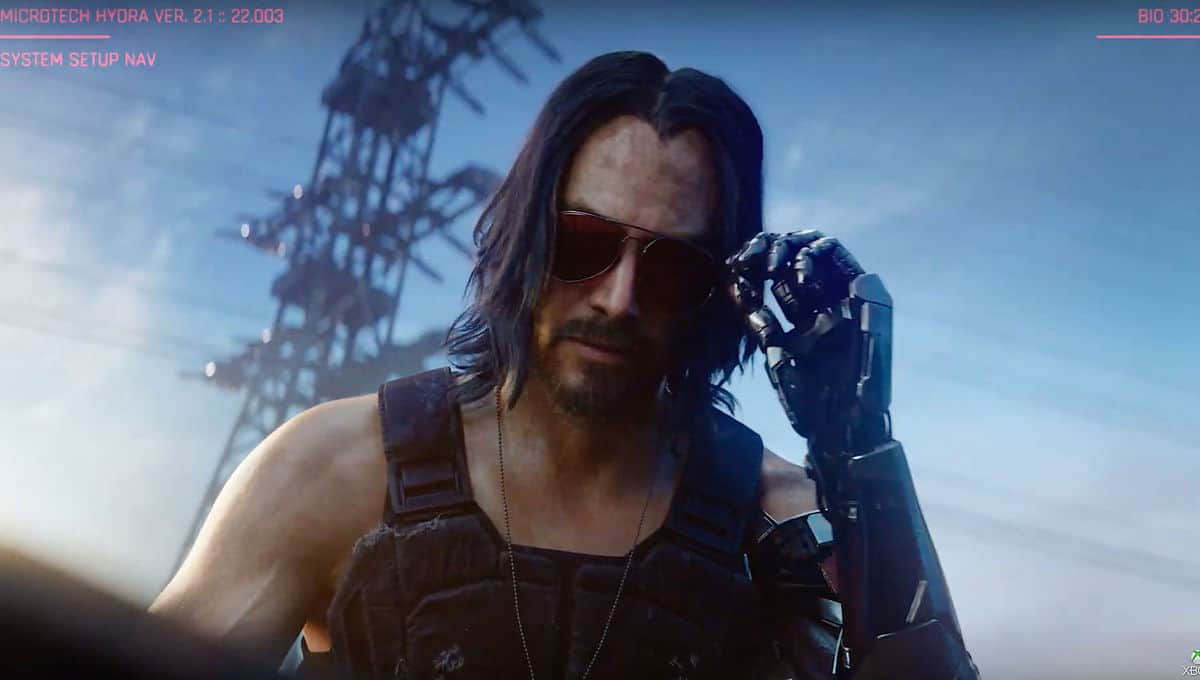 Cyberpunk 2077 Will Be On Google Stadia