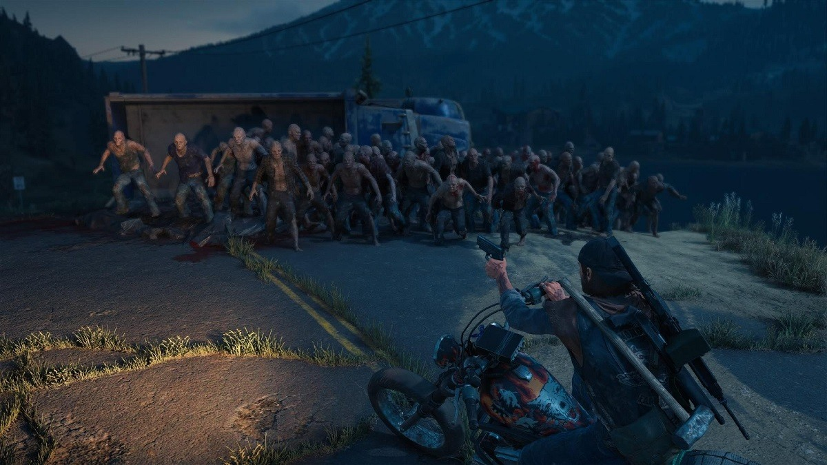Days Gone Second DLC Challenge Out Now, Endless Waves of Human Enemies
