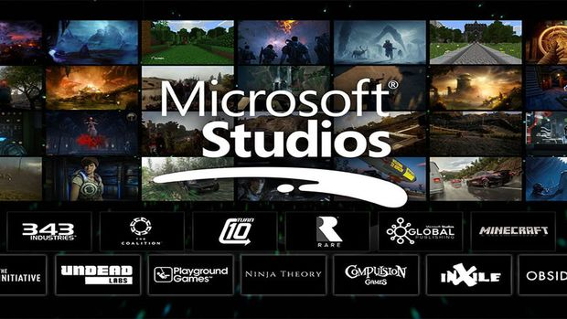Microsoft exclusive Xbox Game Studios