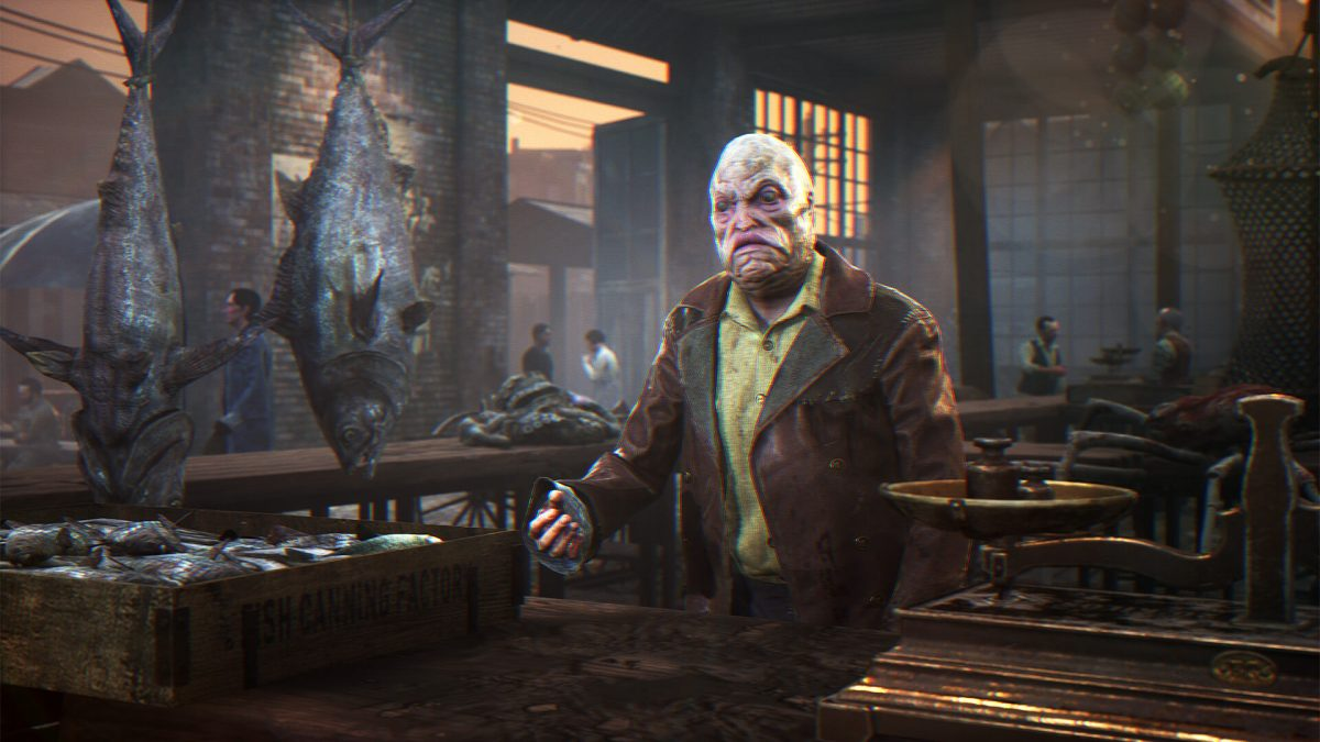 The Sinking City Review: A Bit Stiff But Deliciously Spooky