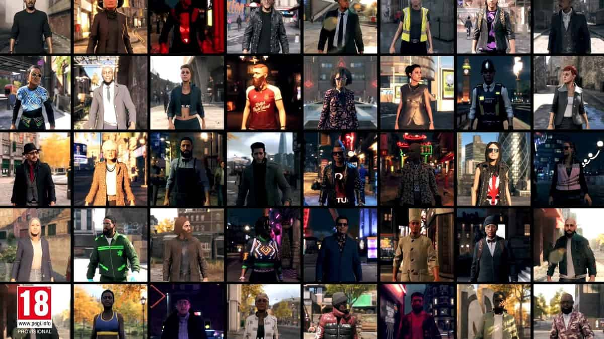 Watch Dogs Legion Looks Promising and Ambitious, But Can Ubisoft Execute it Properly?