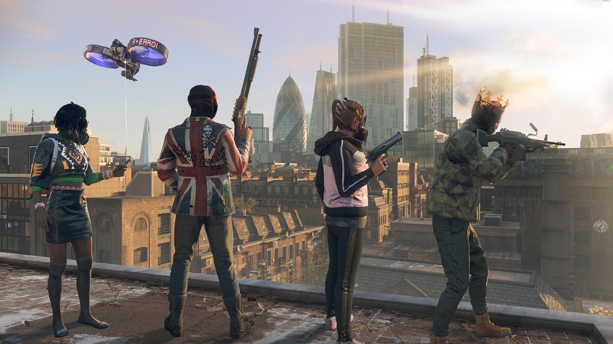 Watch Dogs Legion Uses Voice Modulation Instead Of Voice Actors For Its Playable NPCs