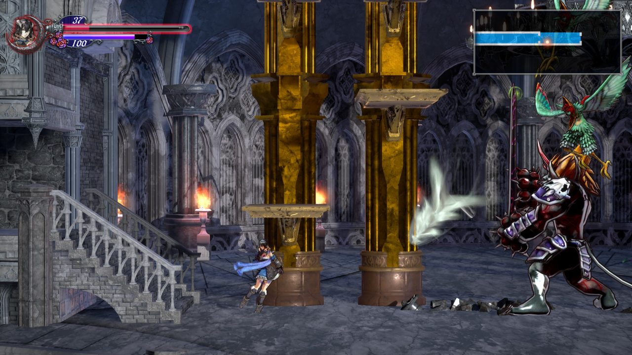 Bloodstained Ritual of The Night Review: Solid Metroidvania Experience