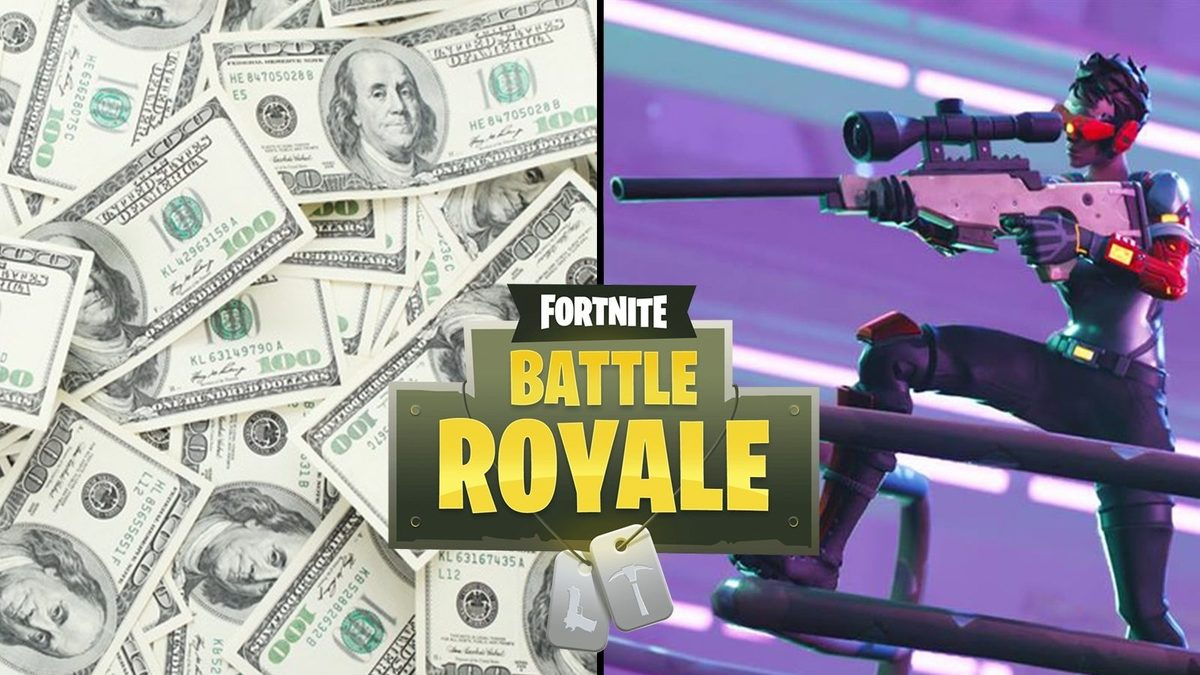 Dip In Fortnite Revenue Doesn't Look Good For The Epic Games Store Strategy