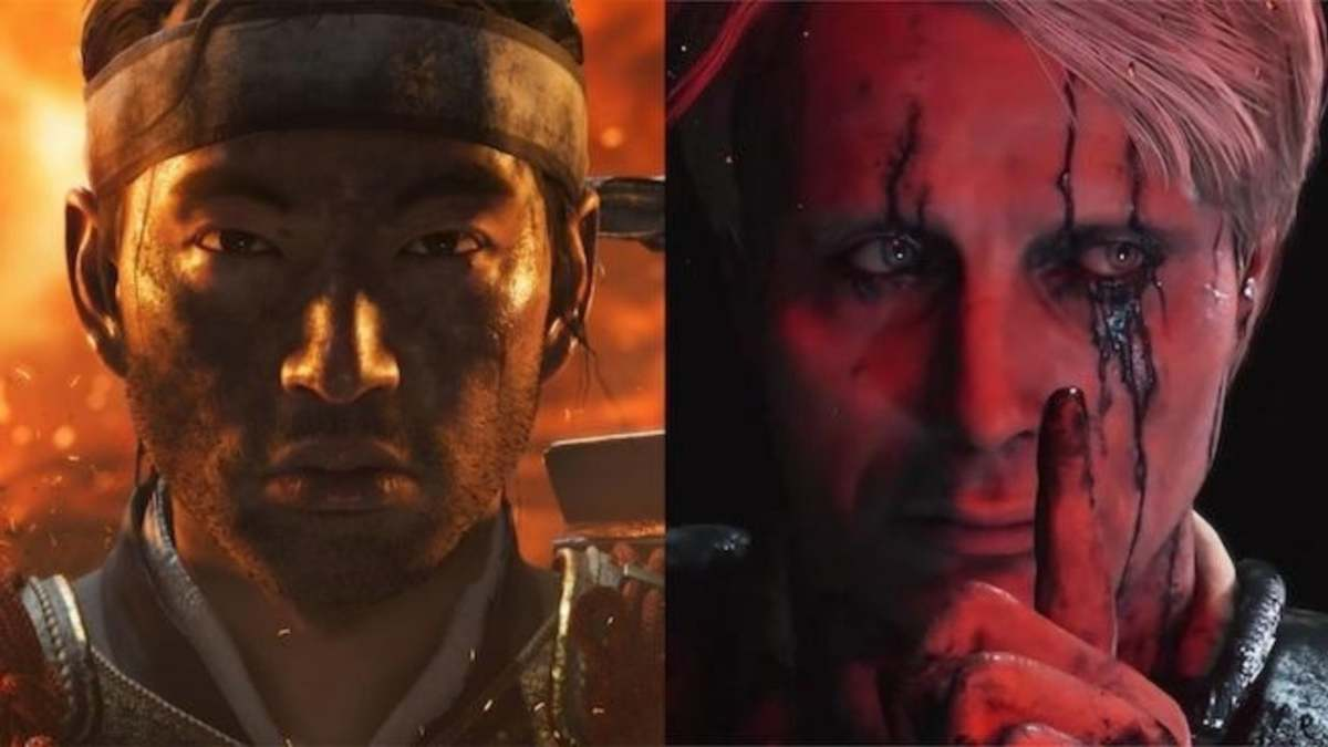 PlayStation Fans are More Excited for Ghost of Tsushima Than Death Stranding
