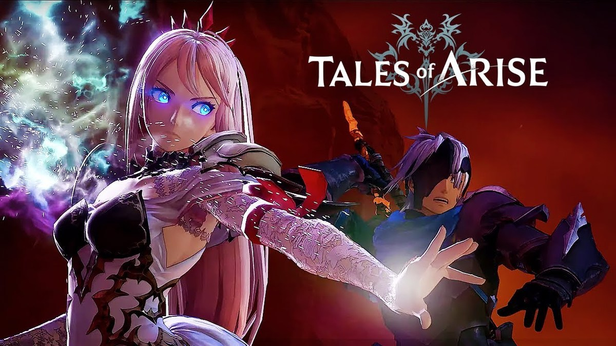Tales of Arise RPG Open World