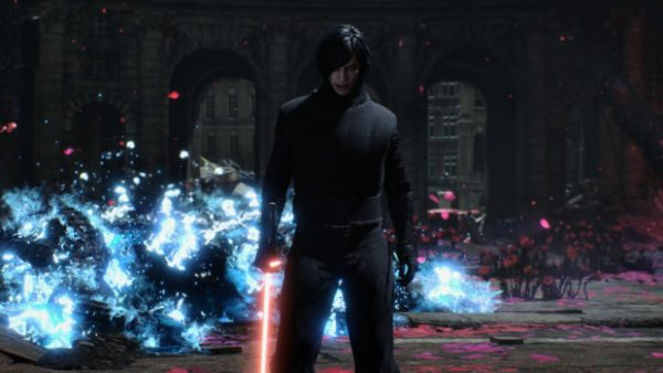 Devil May Cry 5 Kylo Ren Mod