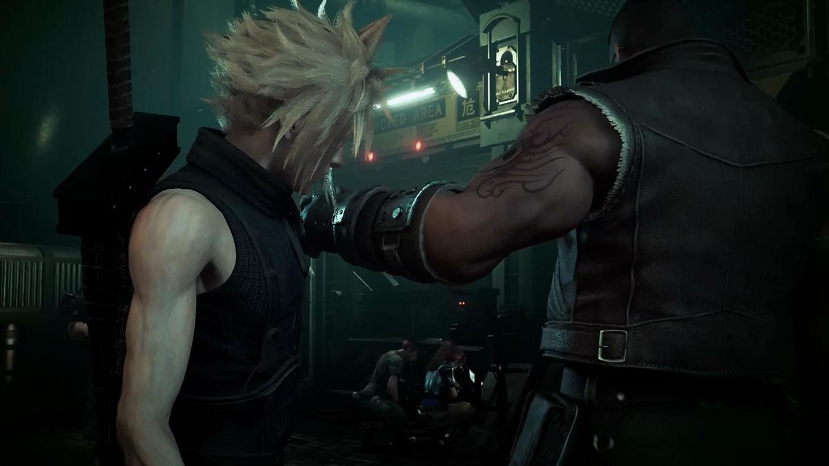 Final Fantasy 7 Remake Xbox One
