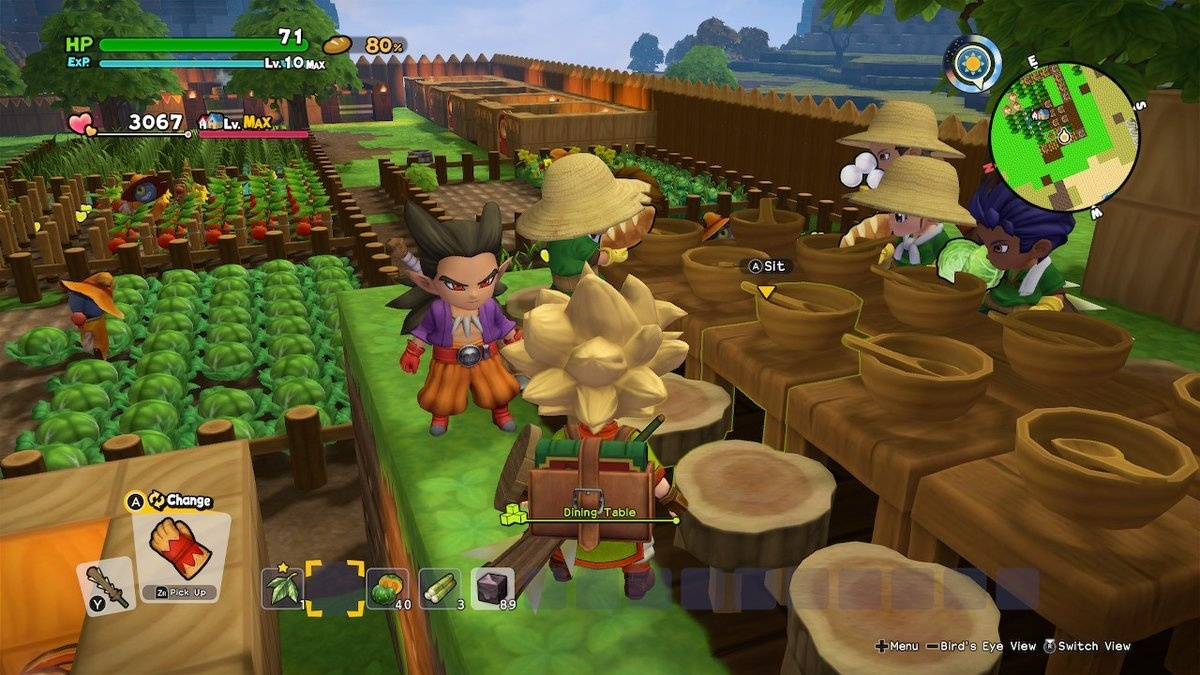 How to Level Up Base Fast in Dragon Quest Builders 2 – Earn Gratitude and Heart Items