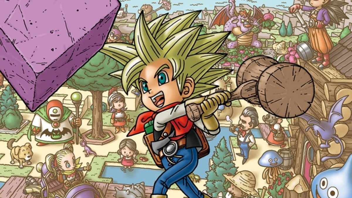 Dragon Quest Builders 2 Beginners Guide – Gratitude, Hunger Meter, Farming