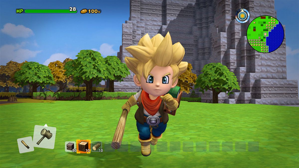 How to Farm Gratitude in Dragon Quest Builders 2