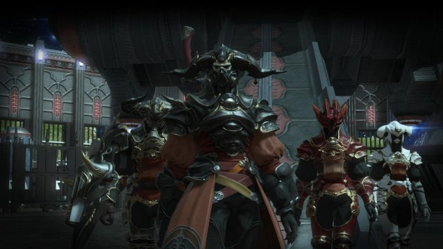 Square Enix Recruiting Final Fantasy XIV Warriors Of Light For Awa Odori Dance Festival