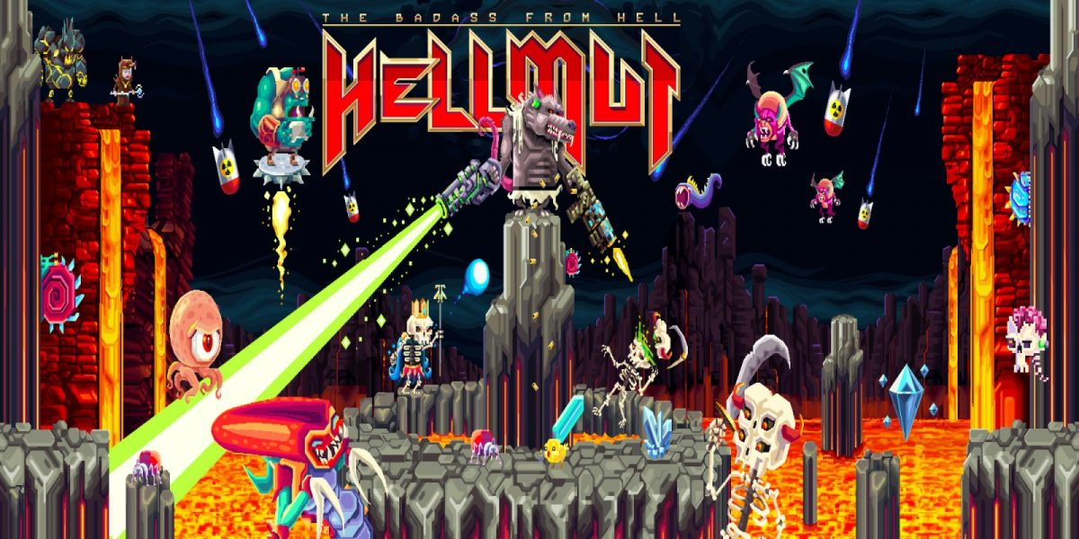 Hellmut review