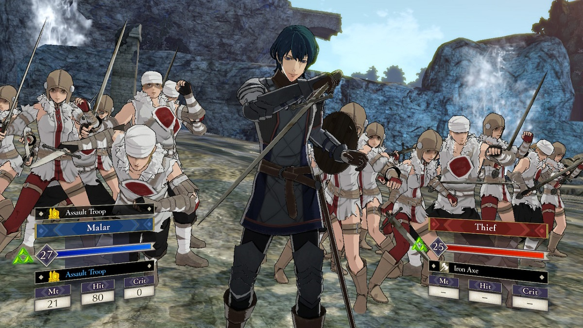 Fire Emblem: Three Houses Hero Relics and Sacred Weapons Locations Guide
