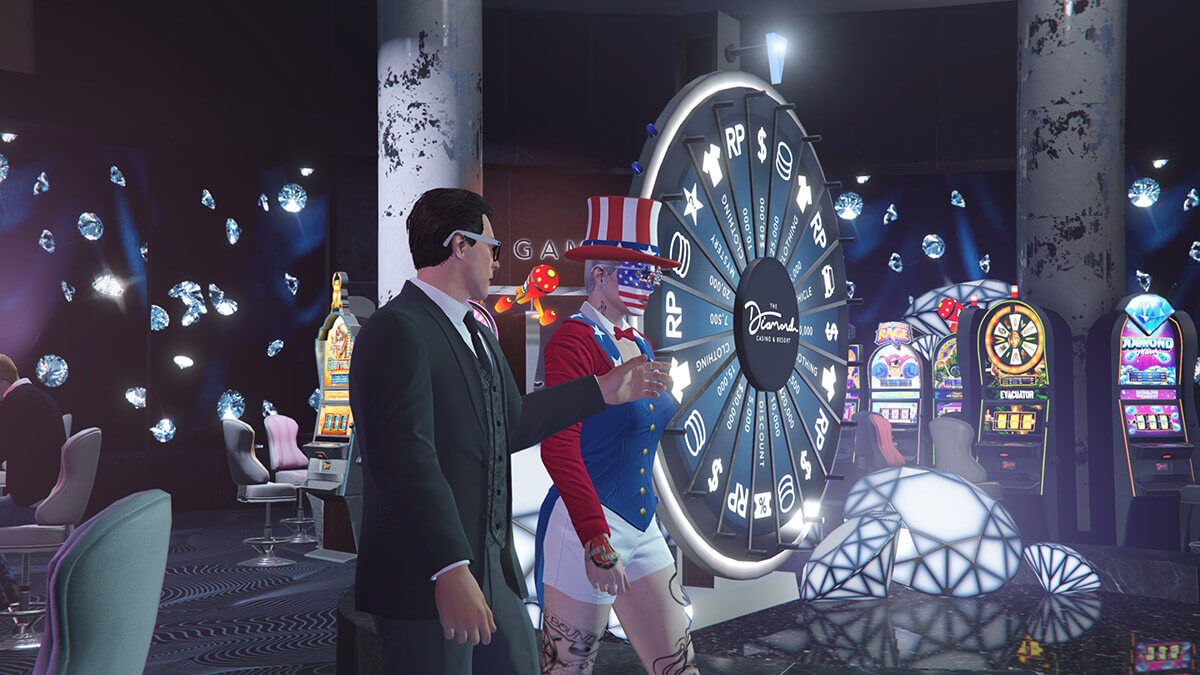 GTA Online's Diamond Casino & Resort Banned In 50 Countries, Even VPNs Won't Work