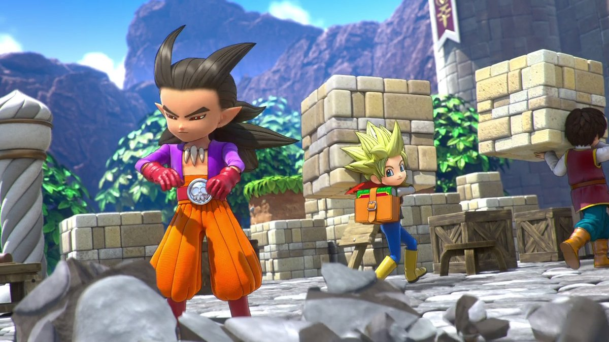 Dragon Quest Builders 2 Orichalcum Ore Farming Guide