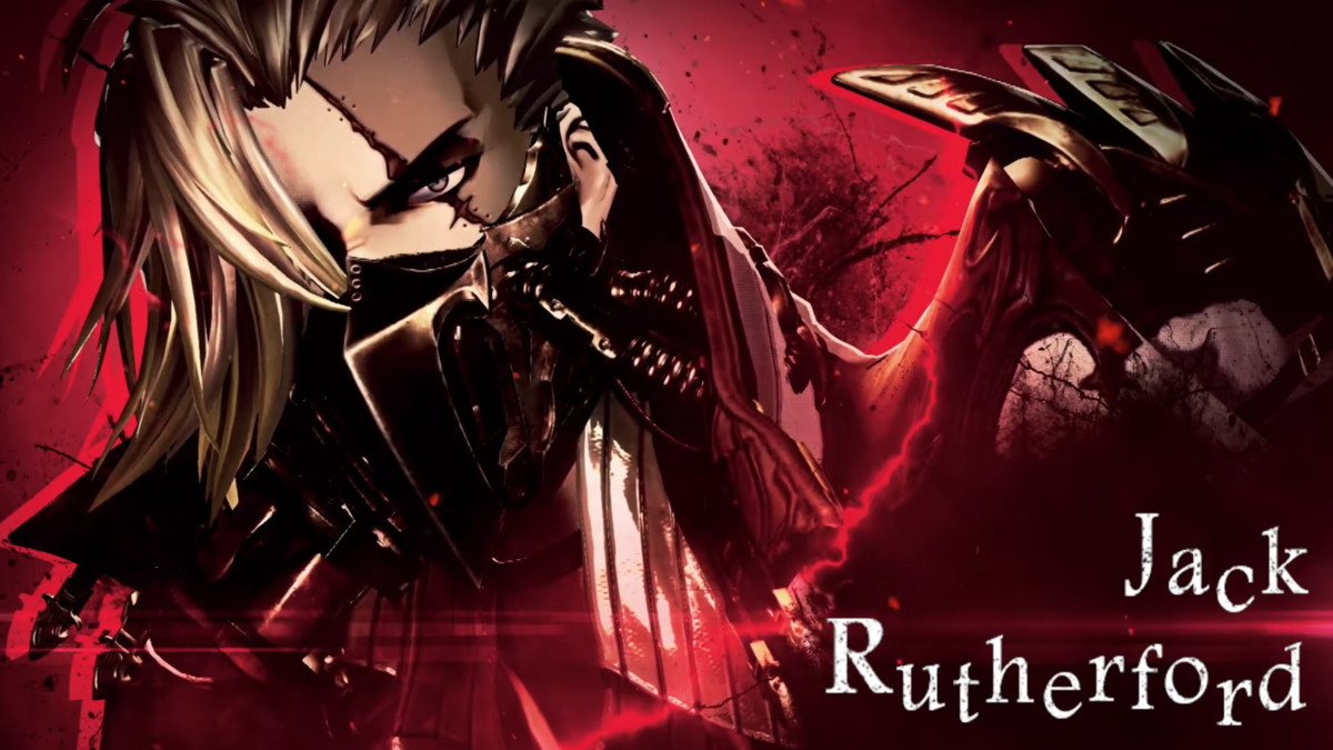 New Code Vein Trailer Introduces Jack Rutherford, A Ruthless Revenant Hunter