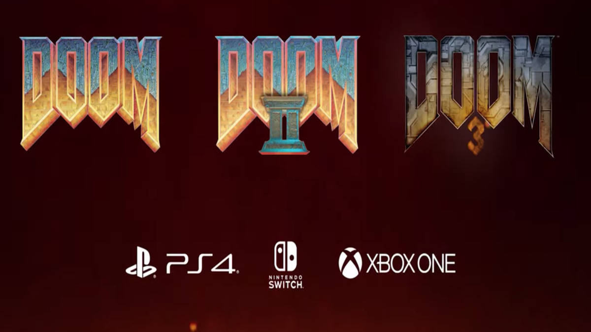 After Controversy, Doom and Doom II Are Back on Xbox One Backwards Compatibility