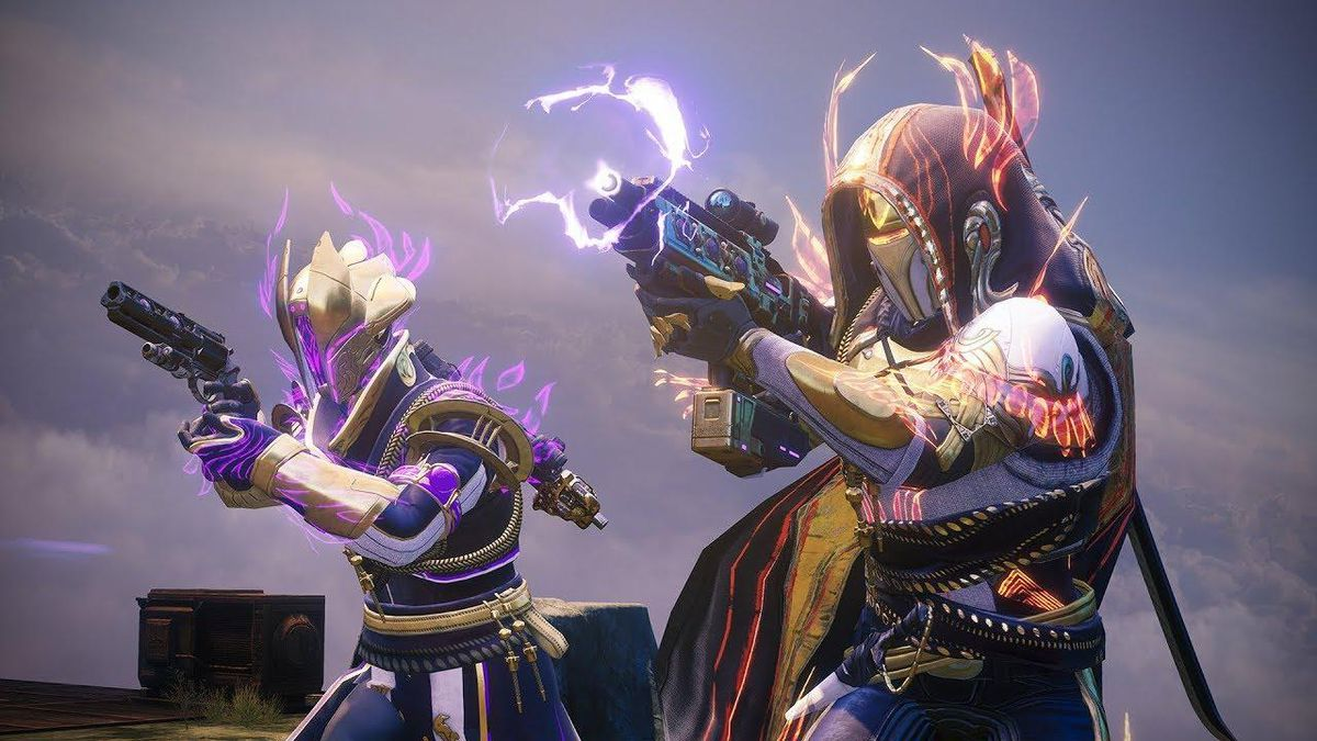 "Destiny 2 Going Down the ""Battlepass"" Road"