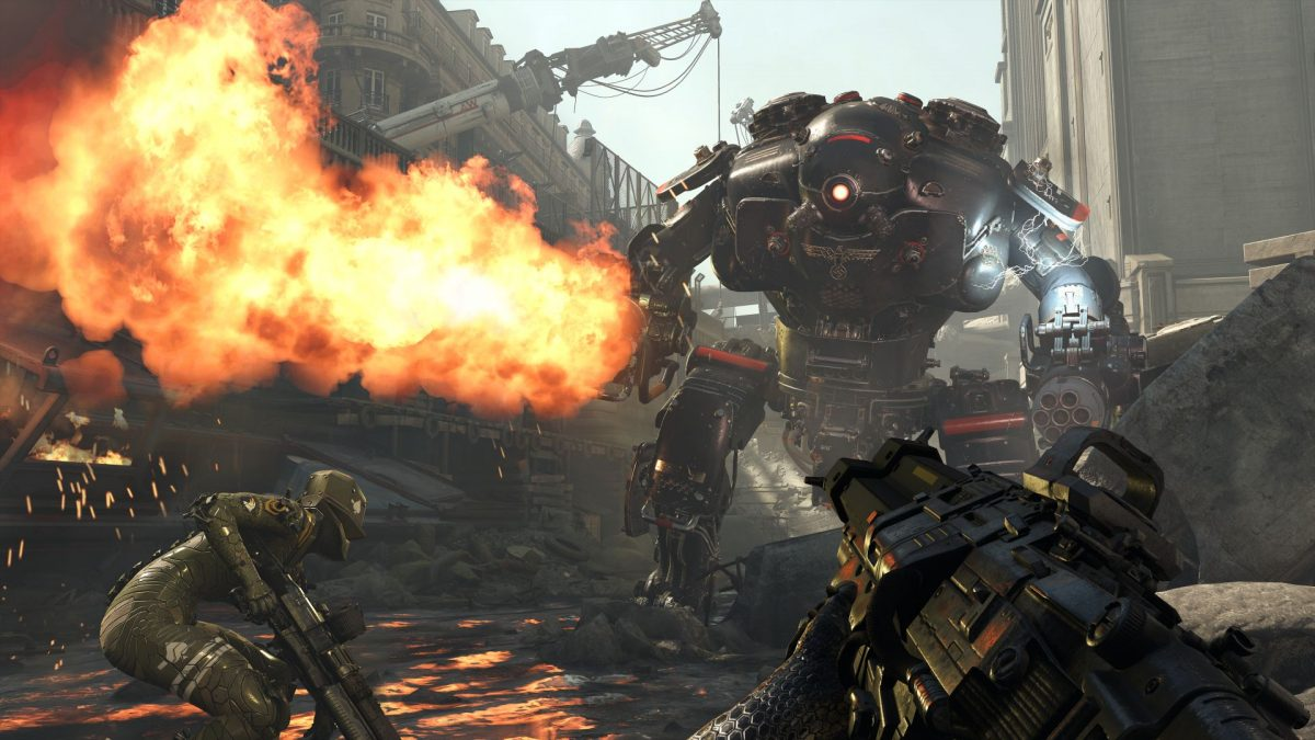 Wolfenstein: Youngblood Weapon Upgrades and Mods Guide
