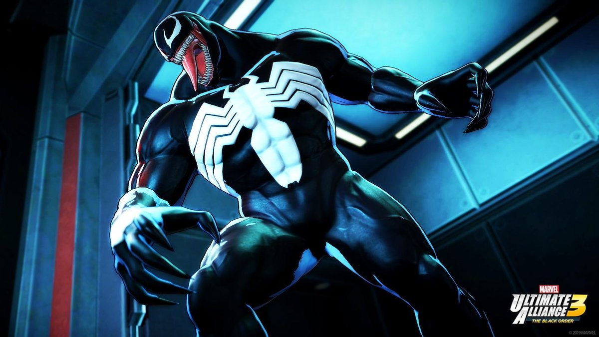 Marvel's Ultimate Alliance 3 Venom Boss Guide